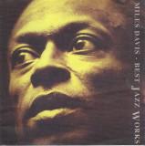 MILES DAVIS - BEST JAZZ WORKS, 1991, 2xCD, CD