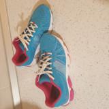 Adidasi New Balance, marimea 38 - Adidasi dama New Balance, Culoare: Albastru