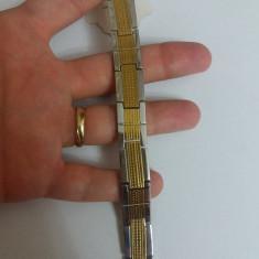 Bratari inox placate cu aur de 18k, de barbati - Bratara placate cu aur