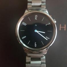 Vand schimb smartwatch huawei W1, Otel inoxidabil, Android Wear, Apple Watch Series 1