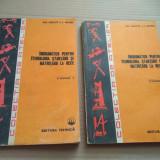 ÎNDRUMĂTOR PENTRU TEHNOLOGI ȘTANȚĂRII ȘI MATRIȚĂRII LA RECE - VOLUMUL I & II