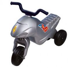 Tricicleta fara pedale Enduro Super 142 – Gri - Tricicleta copii, 2-4 ani, Unisex