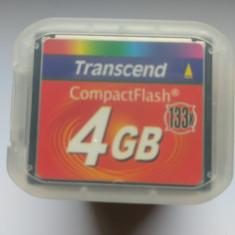 Compact Flash 4GB, CF card 4GB - Card Compact Flash