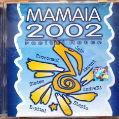 Mamaia 2002 - Recital Roton (Proconsul, Akcent, Simplu, Sistem) (1 CD) - Muzica Pop