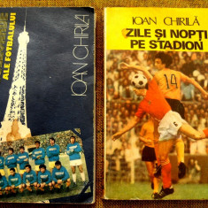 Carti  fotbal Ioan  Chirila