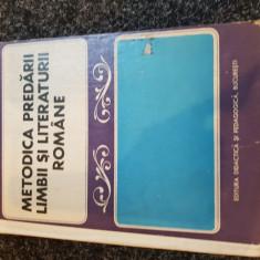 Metodica predarii limbii si literaturii române - Carte Psihologie