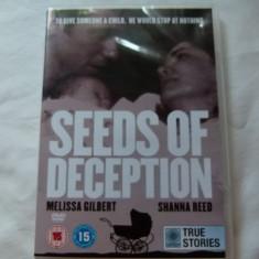 Seeds of Deception -dvd - Film Colectie Altele, Altele