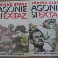 Agonie Si Extaz Vol.1-2 - Irving Stone, 399254 - Roman
