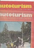 bnk div Revista Autoturism - anul 1987 - 5 numere - stare buna