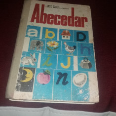 ABECEDAR 1974 - Carte de povesti