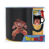 Cana Dragon Ball Mug Dbz Goku Heat Change