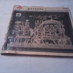 DISC VINIL X 2 LP GAITELE DISCURILE STARE FOARTE BUNA - Muzica soundtrack