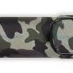 Geanta tac biliard Laperti tip teava, culoare camuflaj 2+3