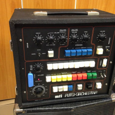 Sintetizator vintage Mti Auto-orchestra A0-1 Altele