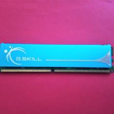 Memorie PC 2 GB RAM DDR2 G.SKILL cu radiator PC-8500 1066MHz pt gaming/2 gb ddr2 - Memorie RAM