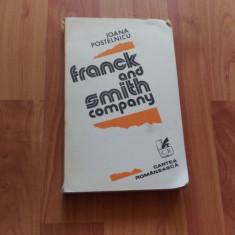 FRANCK AND SMITH COMPANY-IOANA POSTELNICU