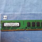 SAMSUNG 2Gb ddr2 PC 6400U 666 rami perfect fuctionali (R134) - Memorie RAM
