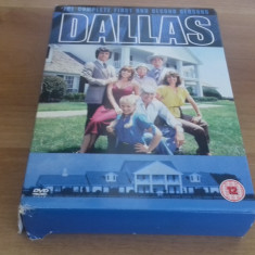 DALLAS - Complete Second and First  Season - 24 + 5  Episoade [A,B]