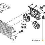 Rezistenta Gmv Racire Log. 37123 - Ventilatoare auto