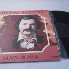 DISC VINIL VICTOR SOCACIU-CARUTA CU FLORI EDE 02208 STARE FOARTE BUNA - Muzica Folk