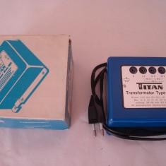 Transformator TITAN 106