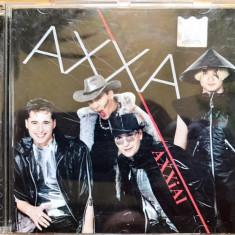 Axxa - Axxial (1 CD)