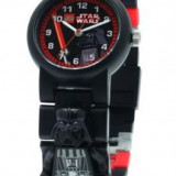 Ceas Lego Kids Mini Fig Darth Vader