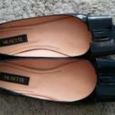 Pantofi cu talpa joasa Musette (balerini) - Balerini dama, Culoare: Bleumarin, Marime: 39
