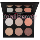 Trusa Contur si Iluminator Tea Rose Highlighter Palette - Pudra