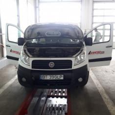 Vand in vederea dezmembrarii Fiat Scudo furgon 1560cmc, 66KW, diesel din 2010 - Dezmembrari Fiat