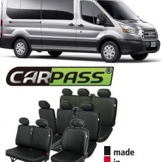 Huse Scaune 9 Locuri 8+1 Ford Transit 2014-2017 Premium - Tuning camioane