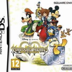 Kingdom Hearts Recoded Nintendo Ds