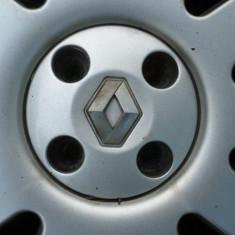 Jante aliaj, aluminiu Renault pe 16 - Janta aliaj Renault, 6, 5, Numar prezoane: 4, PCD: 100