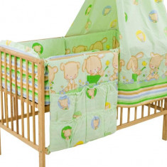 Buzunar Patut MyKids Mini Teddy Verde