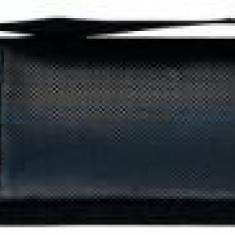 Geanta tac moale din piele artificiala neagra Lapert pentru biliard 1+1