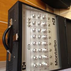 Mixer amplificator Montarbo 453 - Mixere DJ