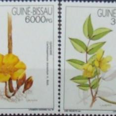 GUINE-BISSAU, FLORI, 4 V , NEOBLIT. 1994 - G BIS 83
