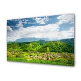 Tablou Canvas Peste dealuri