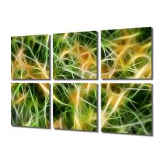 Tablou Multicanvas 6 Piese Curent electric