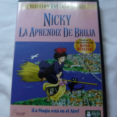 Nicky - dvd - Film animatie Altele, Engleza
