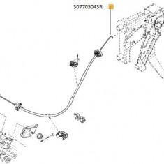 Cablu Ambreiaj Log./Sand Ii/Lodgy 38921
