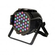 Proiector lumini RGB, 36 x LED - Lumini club