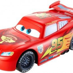 Masinuta Cars Wheelie Action Racers Lightning Mcqueen Mattel