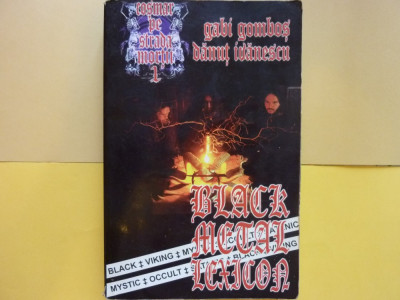 Black Metal Lexicon + 50 CD bonus foto