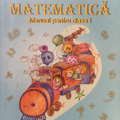 MATEMATICA MANUAL PENTRU CLASA I - Paraiala - Manual scolar, Clasa 1