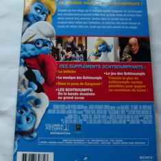 Les Schtroumps - dvd - Film animatie Altele, Engleza
