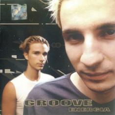 Groove – Energia (1 CD) - Muzica House nova music