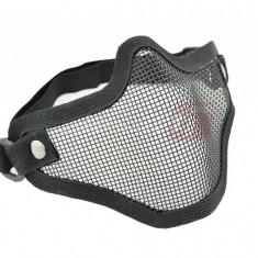 8Fields masca protectie metal Negru