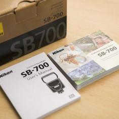 Nikon Speedlight SB700 - Blitz dedicat