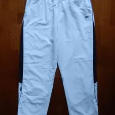 Pantaloni Reebok. Marime XL (56): 82-116 cm talie elastica, 112 cm lungime etc. - Pantaloni barbati, Culoare: Din imagine